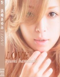 Ayumi Hamasaki LOVE DVD