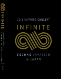 INFINITE CONCERT SECOND INVASION in JAPAN 2012