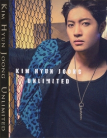 Kim Hyun Joong UNLIMITED Save Today