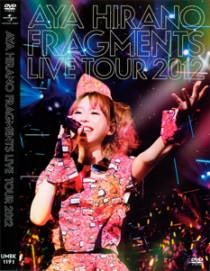 Aya Hirano Fragments Tour 2012