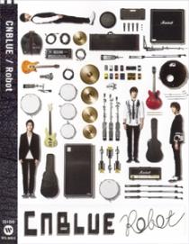 CNBlue ROBOT DVD