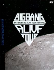 BIGBANG - 2012 ALIVE TOUR in SEOUL