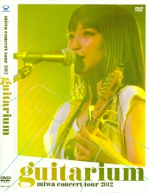 miwa concert tour 2012 guitarium
