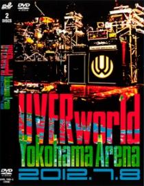 UVERworld Yokohama Arena 2012