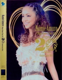 Namie Amuro 5 Major Domes Tour 2012 20th Anniversary Best