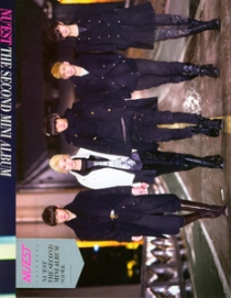 NU'EST The Second Mini Album DVD Moments