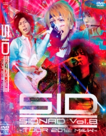 SID Sidnad Vol.8 Tour 2012 M&W