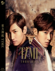 TOHOSHINKI TIME A