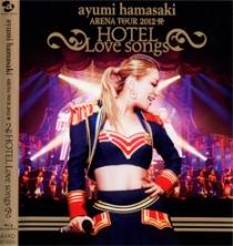 ayumi hamasaki ARENA TOUR 2012 A HOTEL Love songs Blu-ray