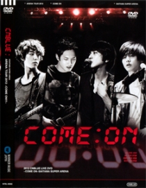 CNBLUE Arena Tour 2012 -COME ON!!!-@SAITAMA SUPER ARENA