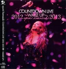 ayumi hamasaki COUNTDOWN LIVE 2012-2013 A WAKE UP Blu-ray