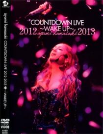 ayumi hamasaki COUNTDOWN LIVE 2012-2013 A WAKE UP