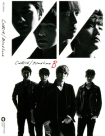 CNBLUE Blind Love B DVD