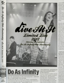 Do As Infinity 13th Anniversary Dive At It Limited Live 2012