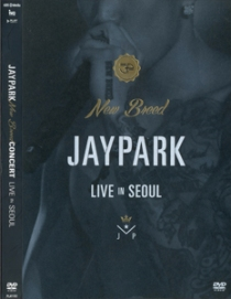 Jay Park Concert New Breed Live in Seoul