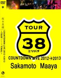 Sakamoto Maaya Countdown Live 2012 2013 Tour Mitsubachi Final