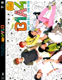 B1A4 SUPER HITS 2  ASIAN EDITION DVD