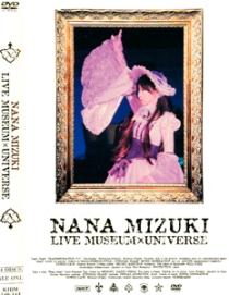 Nana Mizuki Live Museum Universe