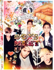 SHINee Boys Meet U DVD