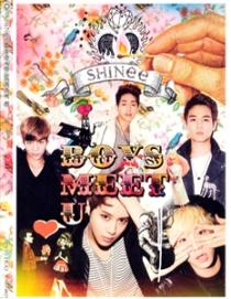 SHINee Boys Meet U DVD