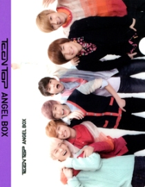 TEEN TOP Angel Box DVD