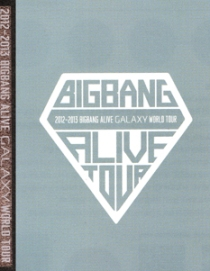 BIGBANG 2012-2013 Alive Galaxy World Tour 1