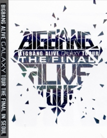 BIGBANG 2013 Alive Galaxy Tour DVD THE FINAL IN SEOUL 1