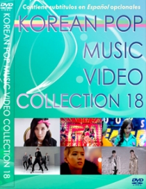 Korean Pop Music Video Collection 18