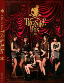T-ARA TREASURE BOX Diamond Version