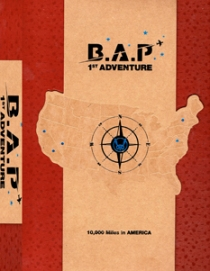 BAP 1st ADVENTURE 10000 Miles in AMERICA