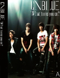 CNBLUE What turns you on DVD A