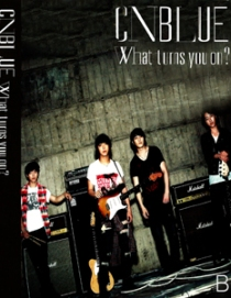 CNBLUE What turns you on DVD B