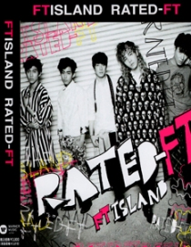 FTISLAND RATED-FT DVD