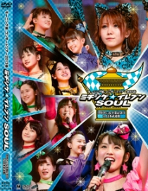 Morning Musume.Concert Tour 2013 Haru Michishige Eleven Soul Tanaka Reina Sotsugyou Kinenbi In Nippon Budokan