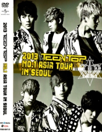 TEENTOP 2013 TEENTOP NO.1 ASIA TOUR IN SEOUL