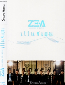 ZEA Mini Album  Illusion
