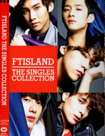 FTISLAND The Singles Collection DVD