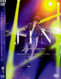 Jin Akanishi Japonicana Tour 2012 In Usa