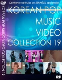 KOREAN POP MUSIC VIDEO COLLECTION 19