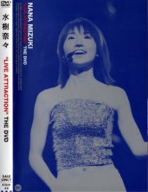 Nana Mizuki Live Attraction the DVD