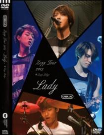 CNBLUE Zepp Tour 2013 -Lady-@Zepp Tokyo