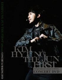 KIM HYUNG JUN THE 1st SPECIAL LIVE CONCERT IN SEOUL & Hawaii