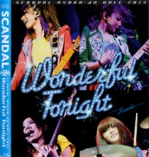 SCANDAL OSAKA-JO HALL 2013 Wonderful Tonight Blu-ray