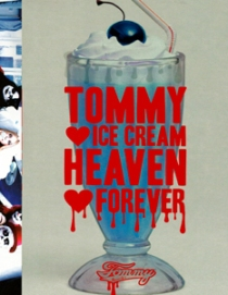Tommy heavenly6 TOMMY ICE CREAM HEAVEN FOREVER DVD