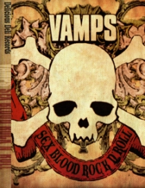 VAMPS Sex Blood Rock N`Roll DVD