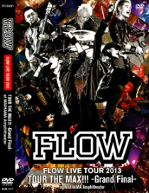 Flow Live Tour 2013 Tour The Max!!!Grand Final At Amphi Theate