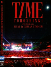 TOHOSHINKI LIVE TOUR 2013 -TIME -FINAL in NISSAN STADIUM