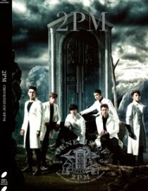 2PM GENESIS OF 2PM DVD A