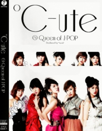 C-ute Queen of J-POP DVD