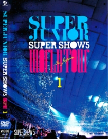 SUPER JUNIOR WORLD TOUR SUPER SHOW5 in JAPAN 1
